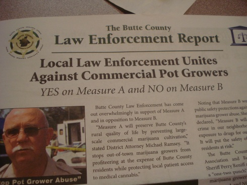This is what our local law enforcement do with their union dues.
